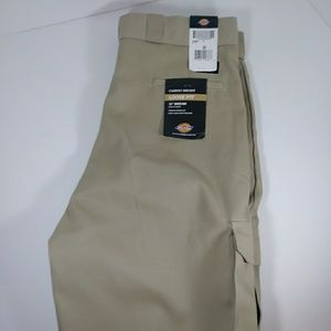 Dickies Work Shorts Men Relaxed Fit Cargo Size 38